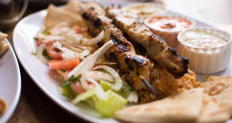 souvlaki, authentic greek, greek food